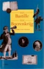 Van Bastille tot Boerenkrijg - Henri van Daele (ISBN 9789020932454)