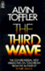 The third wave - Alvin Toffler (ISBN 9780330263375)