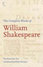 Collins Complete Works of Shakespeare - William Shakespeare (ISBN 9780007208319)