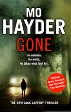 Gone - Mo Hayder (ISBN 9780553824353)