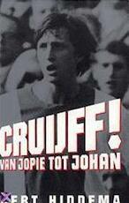 Cruijff! - Bert Hiddema (ISBN 9789024526321)