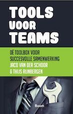 Tools voor teams - Jaco van der Schoor (ISBN 9789058754431)