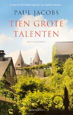 Tien grote talenten - Paul Jacobs (ISBN 9789089244758)