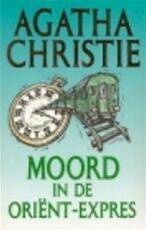 Moord in de Oriënt-expres - Agatha Christie, J. Rijman (ISBN 9789024516070)