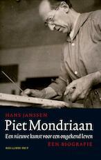 Piet Mondriaan - Hans Janssen (ISBN 9789048833580)