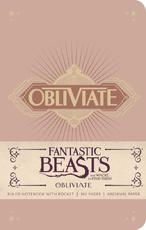Fantastic Beasts and Where to Find Them - Insight Editions (ISBN 9781608879472)