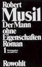 Der Mann ohne Eigenschaften - Robert Musil (ISBN 9783498092856)