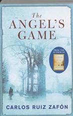 The Angel's Game - Carlos Ruiz Zafon (ISBN 9780297855552)