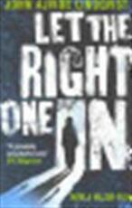 LET THE RIGHT ONE IN - John Ajvide Lindqvist (ISBN 9781847248480)