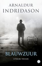 Blauwzuur - Arnaldur Indridason (ISBN 9789021402871)