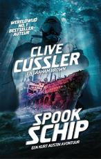 Spookschip - Clive Cussler, Graham Brown (ISBN 9789044349535)