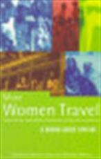 More women travel - Natania Jansz, Miranda Davies, Rough Guides (firm) (ISBN 9781858280981)