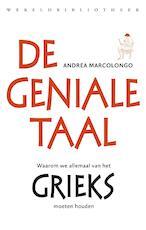 De geniale taal - Andrea Marcolongo (ISBN 9789028442696)