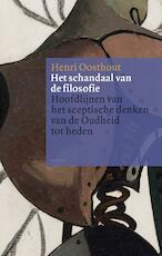 Het schandaal van de filosofie - Henri Oosthout (ISBN 9789086872411)