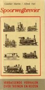 Spoorwegbrevier - Gunther Martin, Alfred Niel (ISBN 9789061001379)