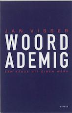 Woordademig - Jan Visser (ISBN 9789059110052)