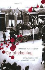 De afrekening - Maarten van Buuren (ISBN 9789047704119)