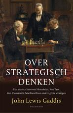 Over strategisch denken - John Lewis Gaddis (ISBN 9789048843961)