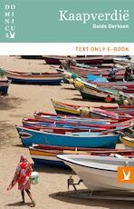Kaapverdië - Guido Derksen (ISBN 9789025764647)