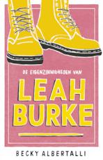 De eigenzinnigheden van Leah Burke - Becky Albertalli (ISBN 9789463490269)
