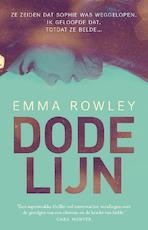 Dode lijn - Emma Rowley (ISBN 9789024582945)