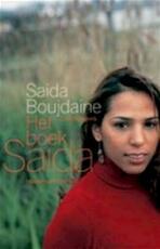 Het boek Saida - Saida Boujdaine, Tom Naegels