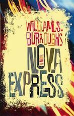 Nova Express - William S. Burroughs (ISBN 9780802122087)
