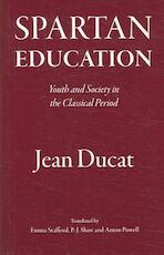 Spartan Education - Jean Ducat (ISBN 9781905125074)