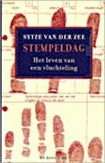 Stempeldag - Sytze van der Zee (ISBN 9789023439059)