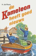 De Kameleon heeft goed nieuws - Hotze de Roos (ISBN 9789020642582)