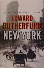 New York - Edward Rutherfurd (ISBN 9781846051968)