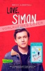 Love, Simon (Filmausgabe) - Becky Albertalli (ISBN 9783551317520)