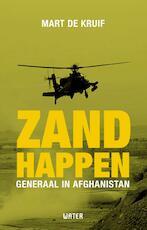 Zandhappen - Mart de Kruif (ISBN 9789492495495)