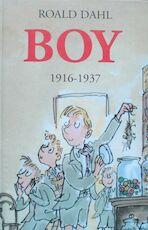 Boy - R. Dahl (ISBN 9789026108983)