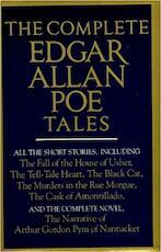 The Complete Edgar Allan Poe - Edgar Allan Poe (ISBN 9780517336342)