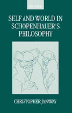 Self and World in Schopenhauer's Philosophy - Christopher Janaway (ISBN 9780198250036)