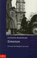 De man die Maigret niet was - Patrick Marnham (ISBN 9789025411862)