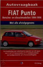 Fiat Punto benzine/diesel 1994-1996 - P.H. Olving, Olving (ISBN 9789021526270)