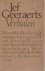 Verhalen - Jef Geeraerts (ISBN 9789022308387)