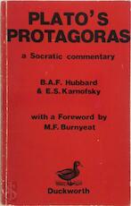 Plato's Protagoras - B. A. F. Hubbard, Ellen S. Karnofsky, Plato (ISBN 9780715616406)