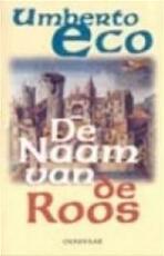 De Naam van de Roos - UMBERTO Eco (ISBN 9789057132667)