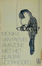 Amazone met het blauwe voorhoofd - M. van Paemel (ISBN 9789010440037)