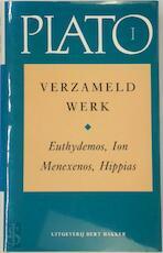 Verzameld werk / I Euthydemos, Ion, Menexenos, Hippias - Plato (ISBN 9789035113817)