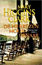 De herrezen moordenaar - Mary Higgins Clark, Cherie van Gelder (ISBN 9789024544301)