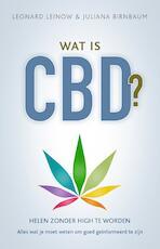 Wat is CBD? - Leonard Leinow (ISBN 9789020215762)