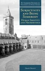 Subjectivity and Being Somebody - Grant Gillett (ISBN 9781845401160)