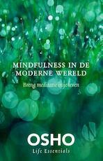 Mindfulness in de moderne wereld - Osho (ISBN 9789045317830)