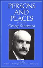 Persons and Places - George Santayana (ISBN 9780262691147)