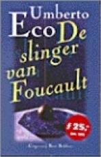 De Slinger van Foucault - Umberto Eco (ISBN 9789035119291)
