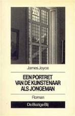 Een portret van de kunstenaar als jongeman - James. Joyce (ISBN 9789023405733)